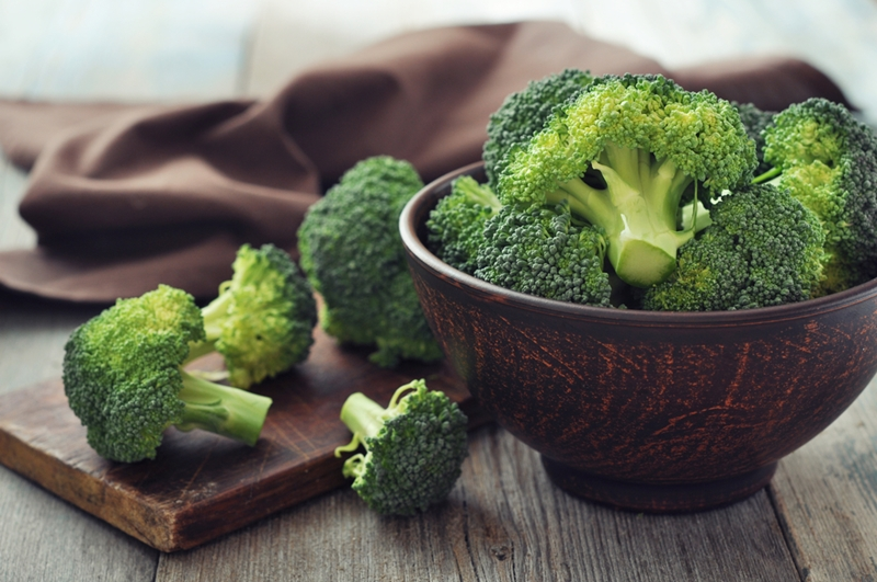 Use fresh broccoli to create this healthy side dish.